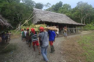 Tradisi Suku Naulu