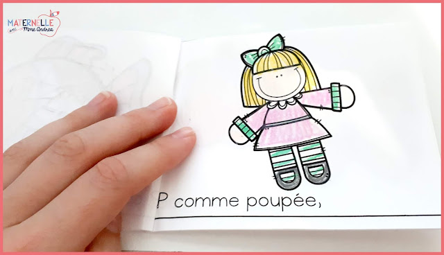 Looking for a perfect activity to add to your alphabet routine in your French primary classroom? Pocket chart poems are perfect for la rentrée in maternelle and/or in première année. Check out this blog post for some tips and ideas for helping your students start the year with French pocket chart poetry and mini books!