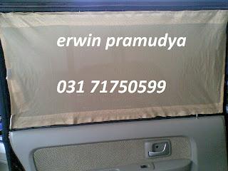 Accessories Mobil Surabaya 3m Auto Film Suzuki Apv Gorden