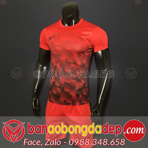 Áo không logo Nike LaMa SPH01 Đỏ