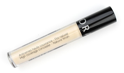 Sephora Collection High Coverage Concealer in 06 Light Beige review swatch swatches