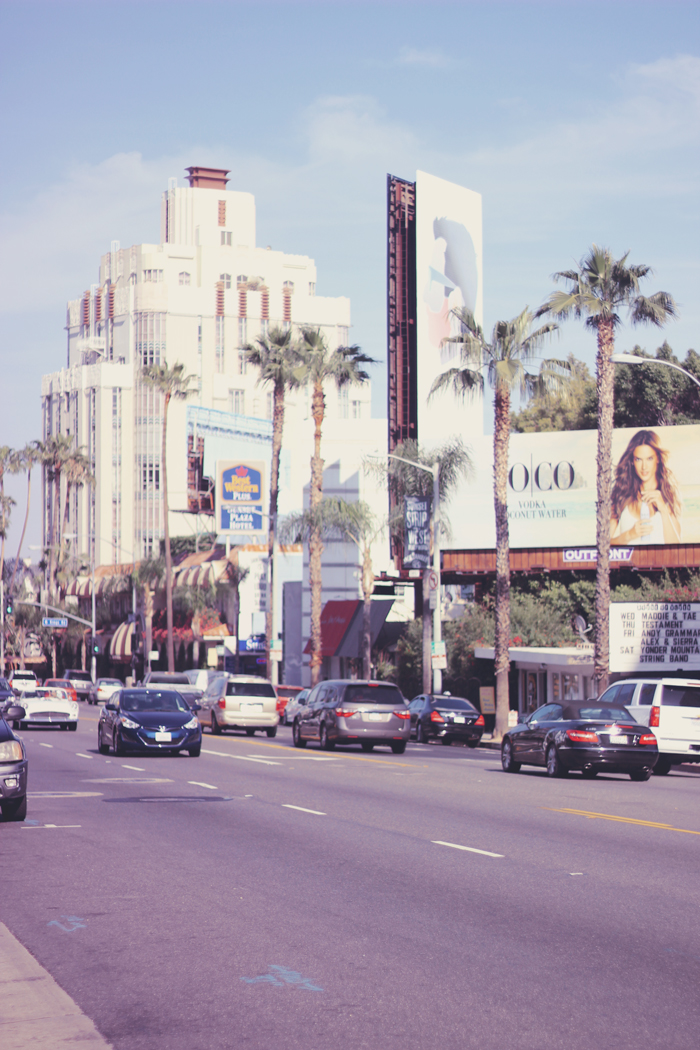 Wildfox Flagship Store Sunset Blvd Aimerose Blog