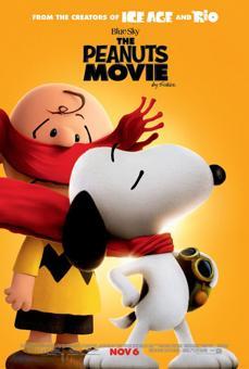 Carlitos y Snoopy: La Pelicula de Peanuts