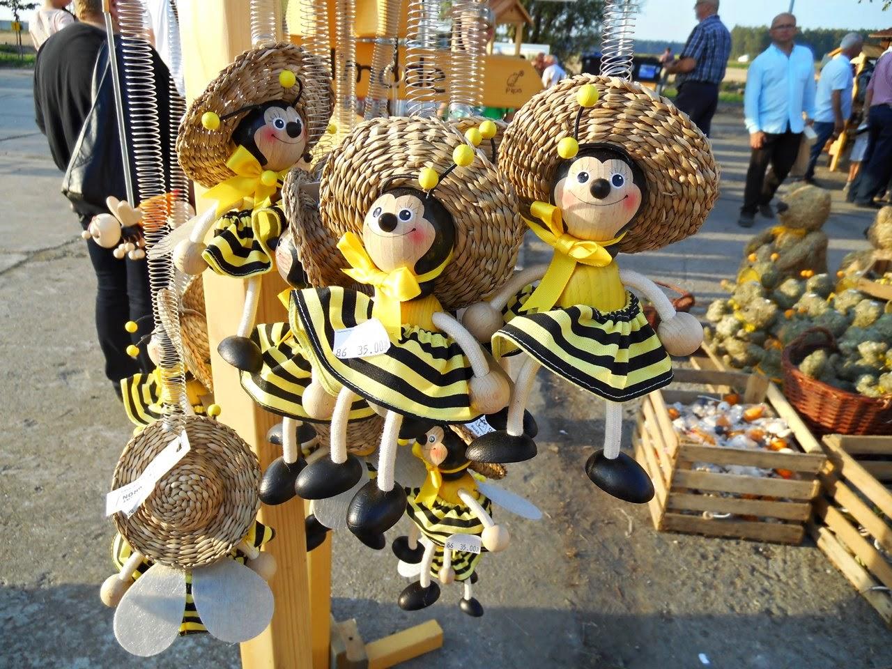 dni pszczelarza w Babimoście