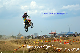 Flying high at the 1st Mayor Mike Rama Motocross