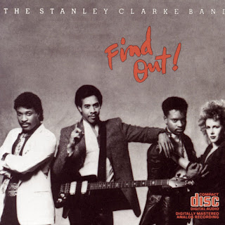 The Stanley Clarke Band -1985 - Find Out!