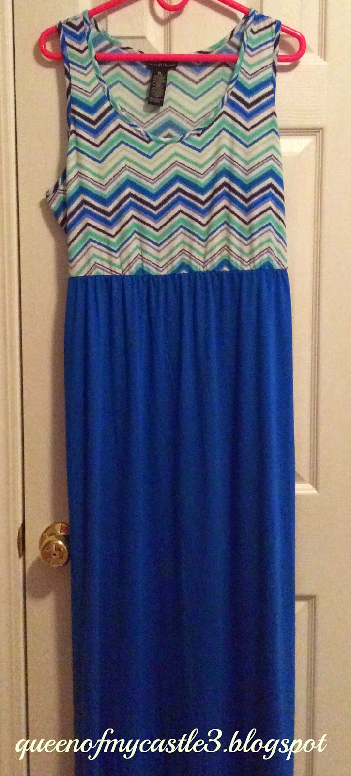 Chevron Sundress