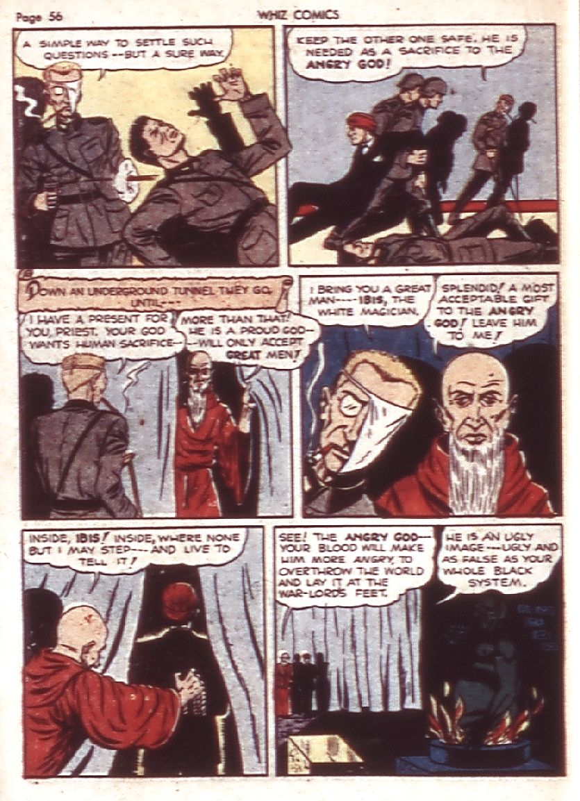 WHIZ Comics issue 23 - Page 58