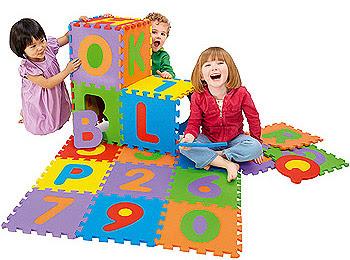 Bongbongidea Eva Foam Puzzle Mat Large
