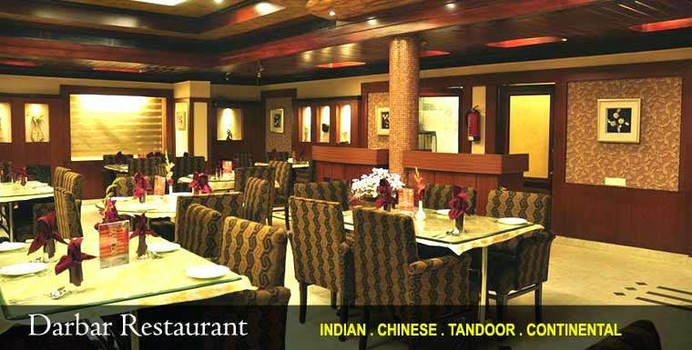 Darbar Restaurant Cuttack at Hotel Grand Residency