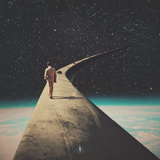 """We Chose this Road My Dear"" by Frank Moth 