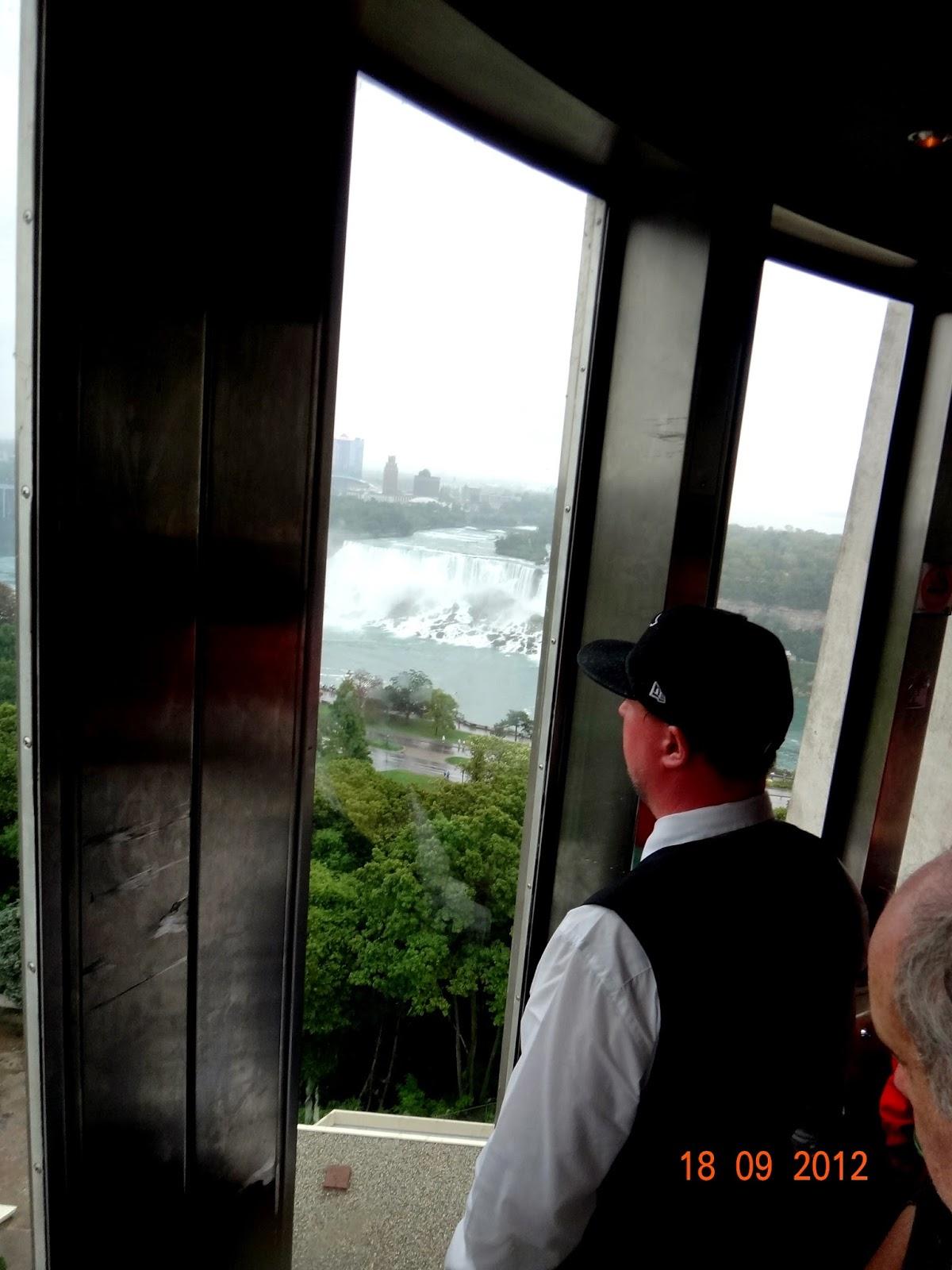 Canada Niagara Falls Amp Skylon Tower
