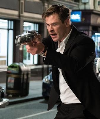 Chris Hemsworth en Men in Black