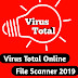 Virus Total-Online File Scanner 2019