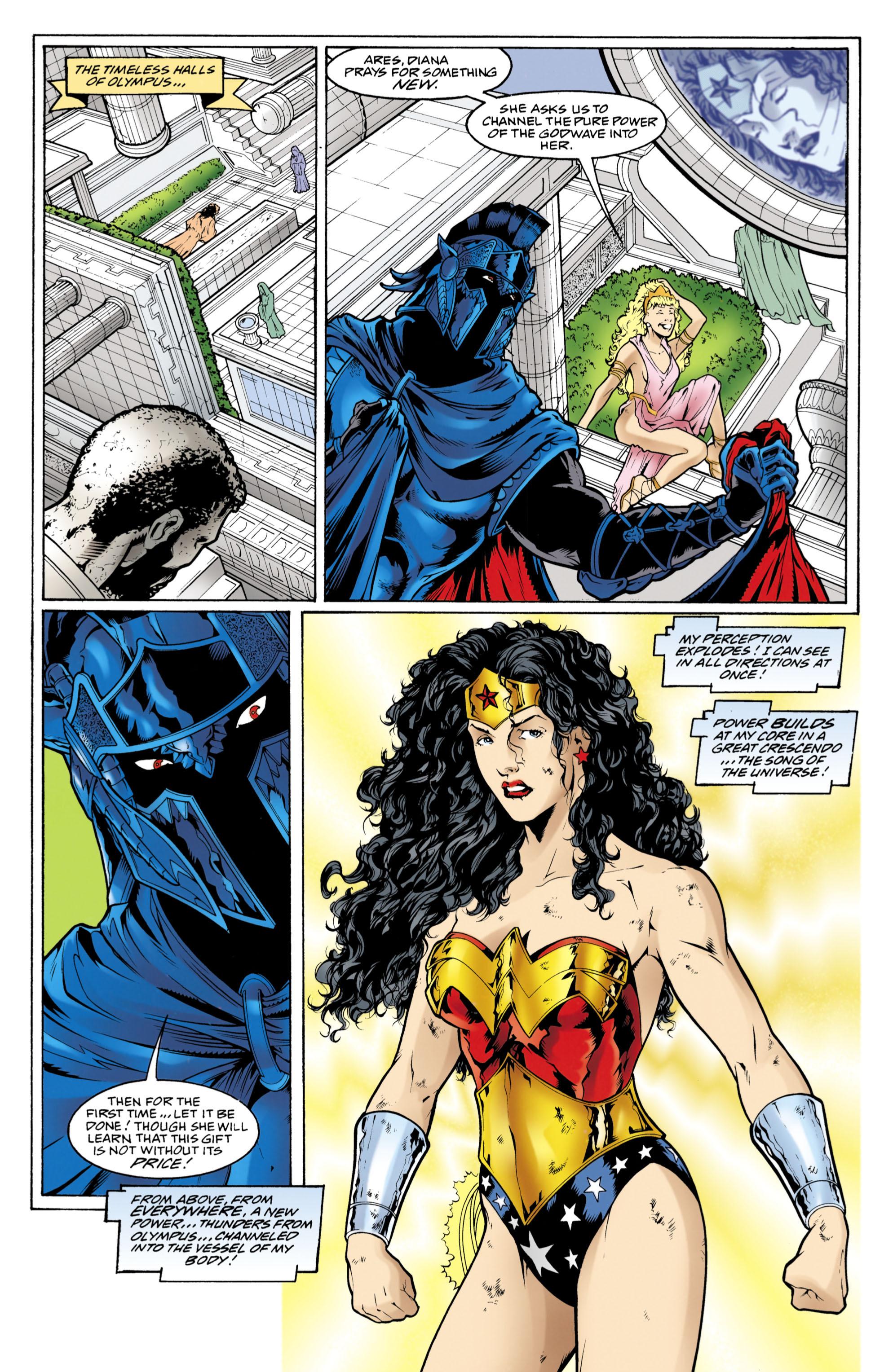 Read online Wonder Woman (1987) comic -  Issue #152 - 13