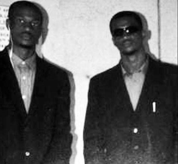 Paul Okoye shares epic throwback picture of P-square