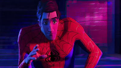 spider man into the spider verse movie images