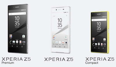 Daftar Harga HP Sony Xperia Semua Tipe Terbaru 2016