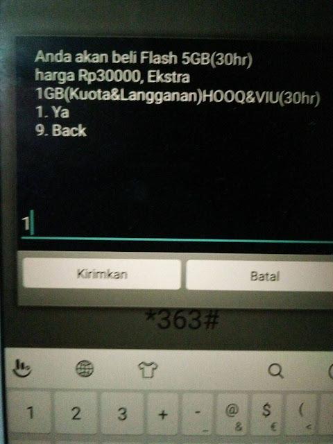 Cara Daftar Paket Internet Telkomsel 30rb 5GB Perbulan