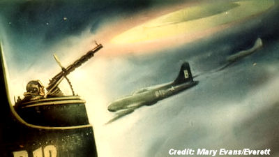 Soldiers Fire On UFO, Suffer Ill Effects During Korean War