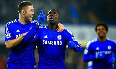 Kurt Zouma đã có nhiều đóng góp cho CLB Chelsea