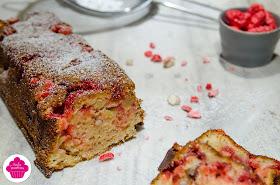 Gâteau moelleux aux pommes et aux pralines roses - Battle Food #55 Comfort Food