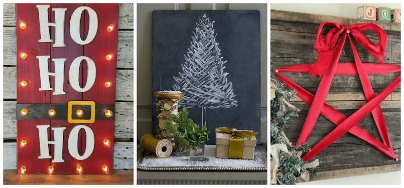 Świąteczne DIY - tanie, oryginalne ozdoby świąteczne które zrobisz w kwadrans