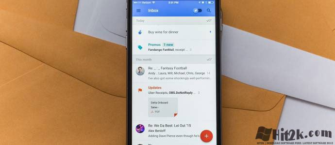This is the reason Google Creating Google Gmail Inbox Adjoining