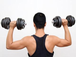 Soulever des poids 3 fois par semaine