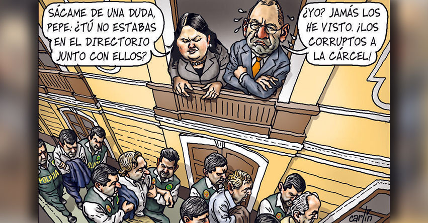 Carlincaturas Martes 05 Diciembre 2017 - La República