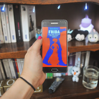 avis sur Frida ou la quête insensée d'un romantique moderne de Timéo Arbakan Coin des licornes Blog littéraire Toulouse