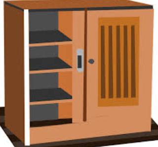 Cara alami menghilangkan jamur pada furniture, lemari, pintu, jendela, rak dinding
