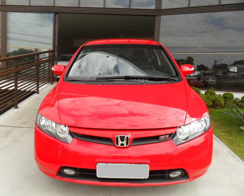 JC Classificados: Honda Civic Si 2008