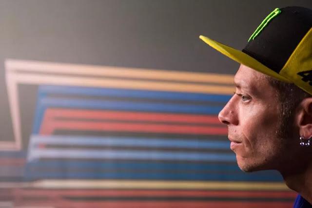 Valentino Rossi Mulai Menjalani Fisioterapi Agar Bisa Segera Balapan