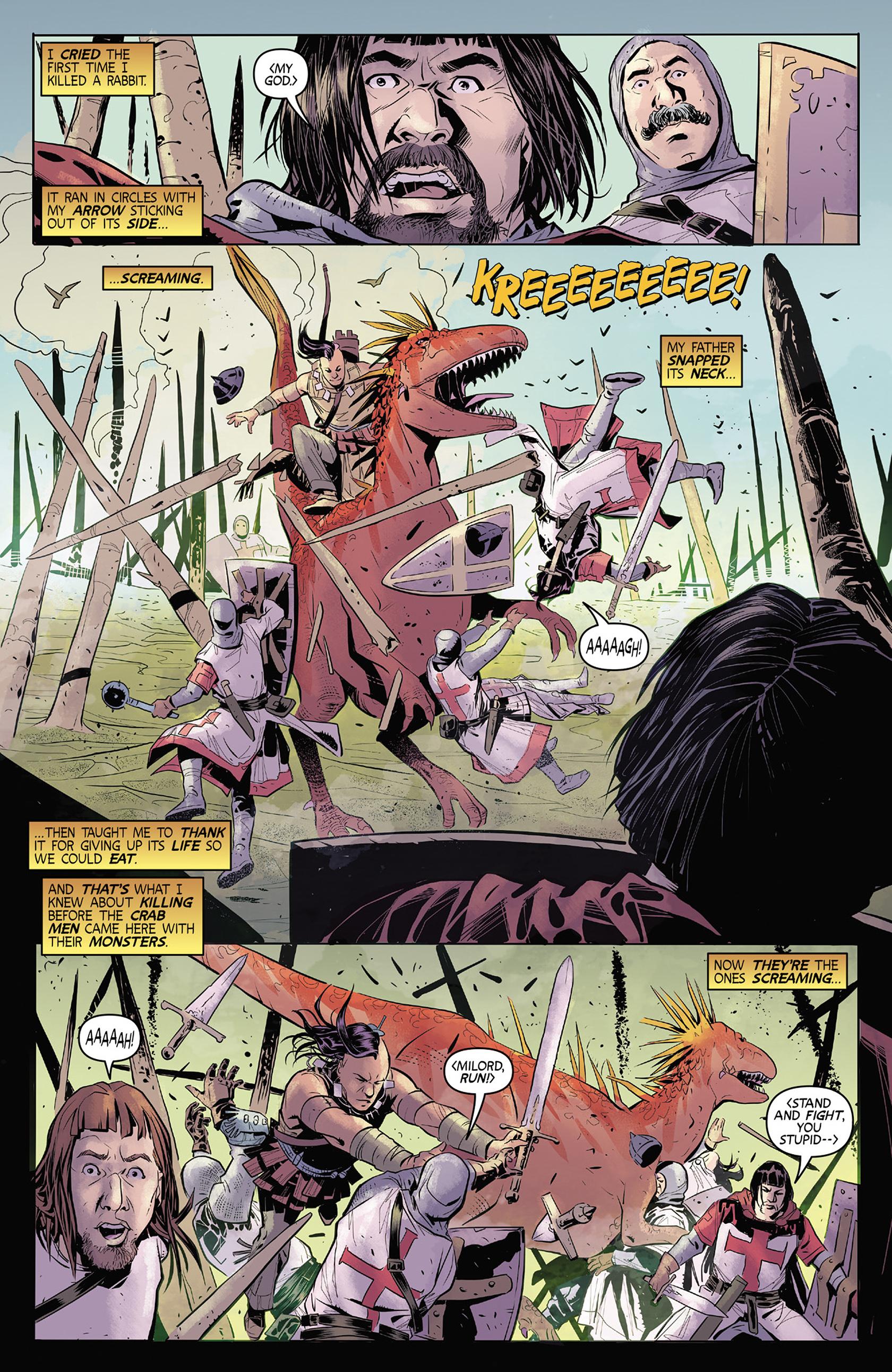 Read online Turok: Dinosaur Hunter (2014) comic -  Issue #4 - 3