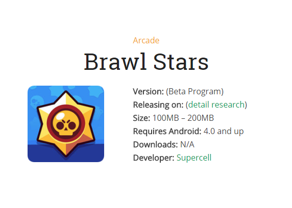 Brawl Stars Official APK to Download Android Game APK : Supported for All Android Devices