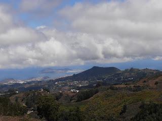 Vistas del Pico de Osorio y La Isleta