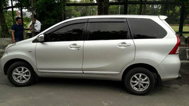 Toyota Avanza G bekas tahun 2014