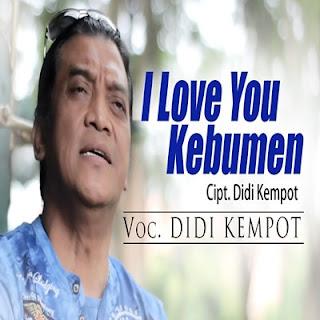 Didi Kempot - I Love You Kebumen Mp3