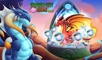 Recolha e Empodere seus Dragões - Novidade!