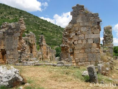 Stymphale, Corinthie Peloponnese Grèce