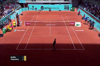 ATP 1000 Mutua Madrid Open Eutelsat 7A/7B Biss Key 7 May 2019