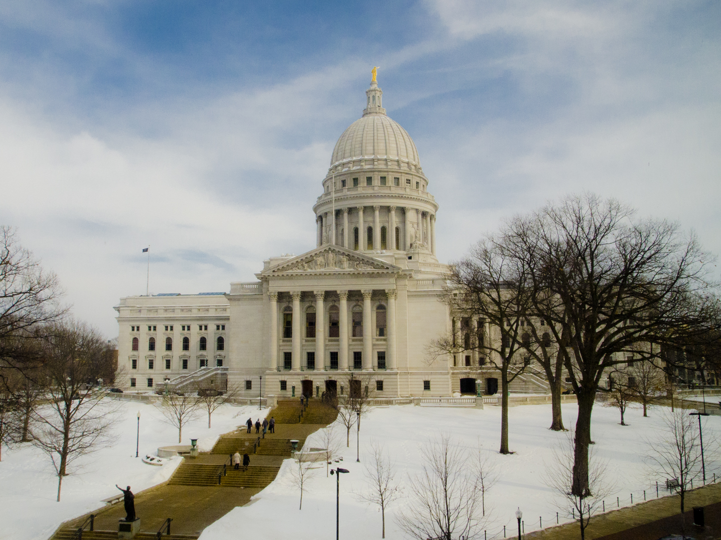 Madison Wisconsin Capitol Tours