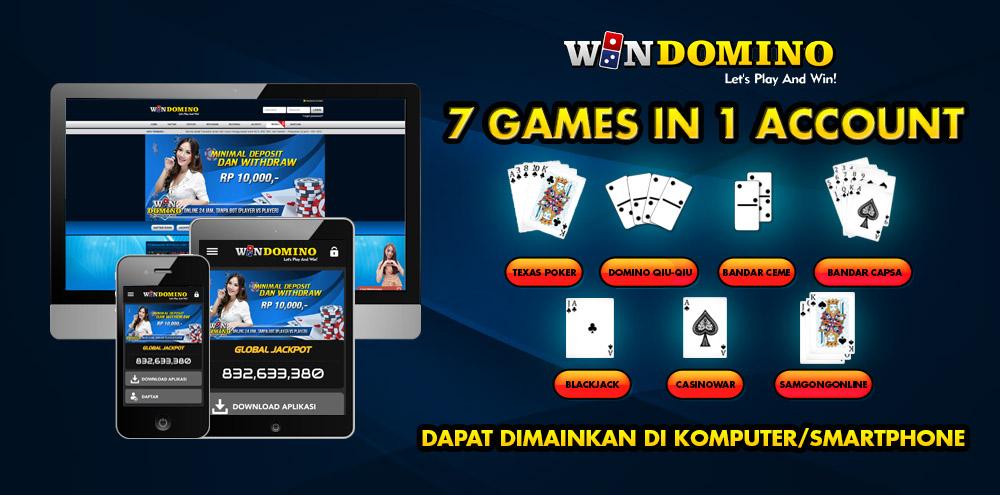 Windomino Situs Idn Poker Terbaru Daftar Idnplay Online