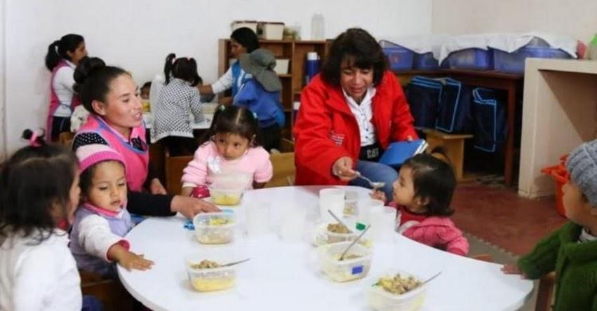 CUNA MÁS: Programa social atiende a 10 mil niñas, niños y madres gestantes en Apurímac - www.cunamas.gob.pe