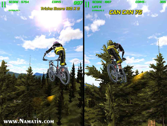downhill domination ps2 android tanpa root
