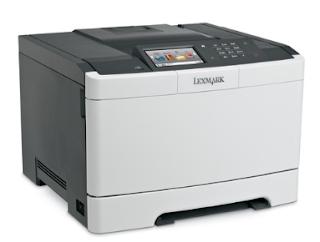Lexmark CS510DE Treiber Herunterladen