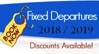 Fixed Departures 2018 - 19