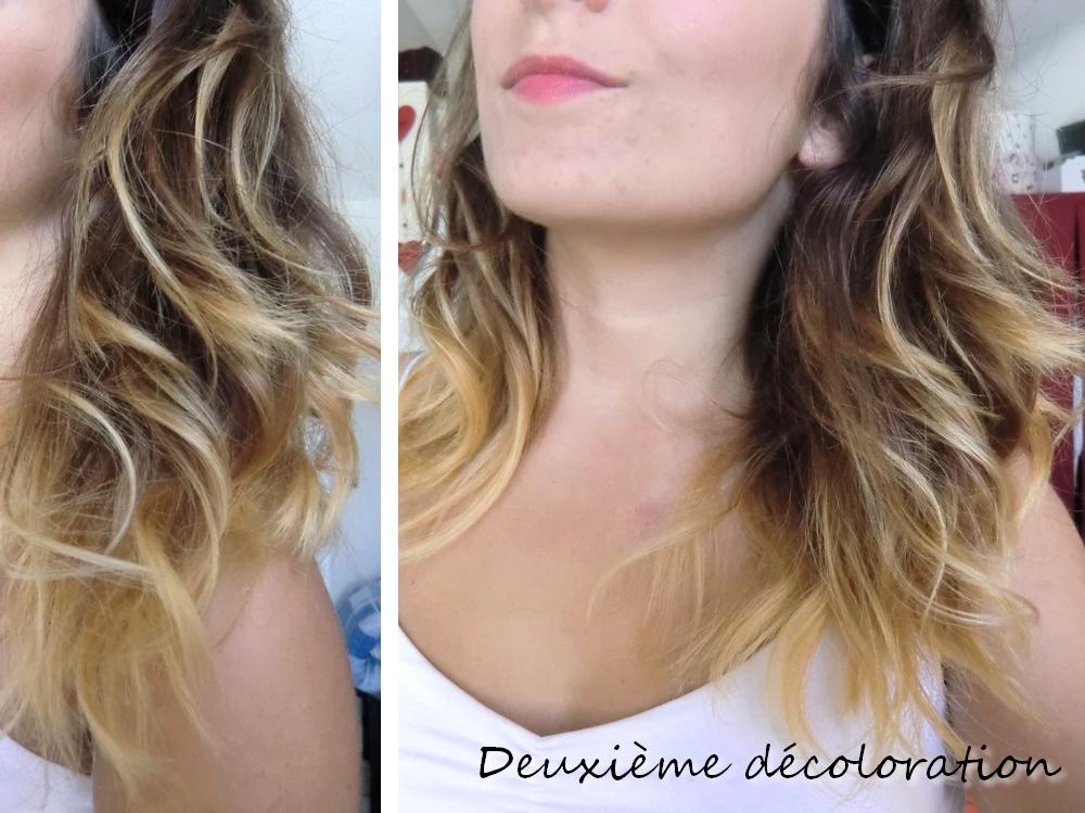 Super Glindur Bazar - Beauty Blog: Summer Hair ☼ mon Tie and Dye maison GU86