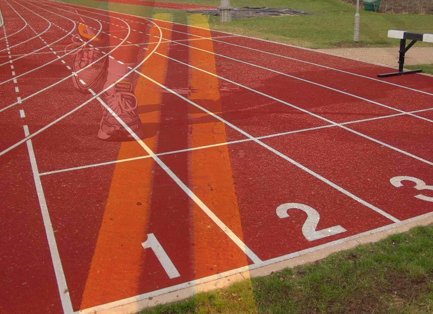 Moore On Running: Track Workout on the Road